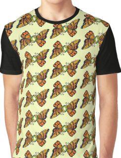 Loving Butterflies Graphic T-Shirt