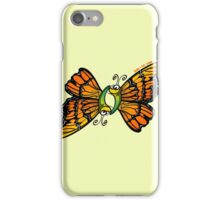 Loving Butterflies iPhone Case/Skin