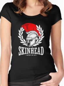 Skinhead, Spirit Of 69 Women's Fitted Scoop T-Shirt