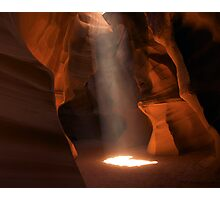 Antelope Slot Canyon, Page, Arizona Photographic Print