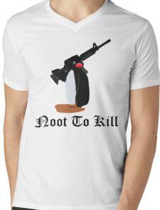 Noot To Kill Mens V-Neck T-Shirt