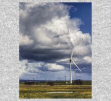 Wind Power Kids Clothes