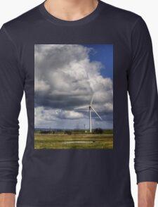 Wind Power Long Sleeve T-Shirt
