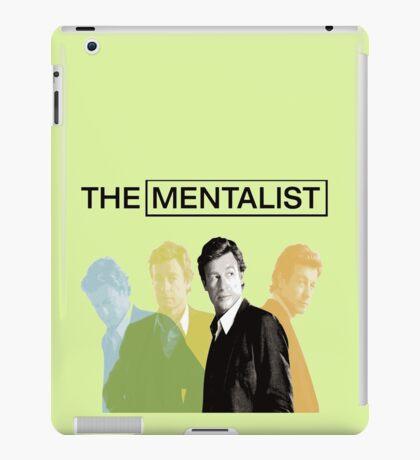 The mentalist iPad Case/Skin