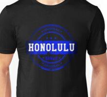 Honolulu Hawaii Unisex T-Shirt