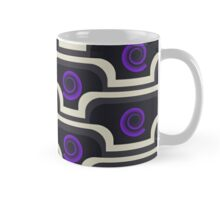 Pattern with Purple Mug