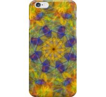 Abstract fractal patterns iPhone Case/Skin