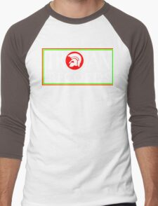 Trojan Records Men's Baseball ¾ T-Shirt