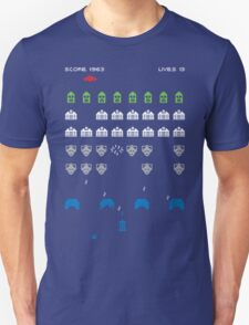 Doctor Who Invaders - T-shirt T-Shirt