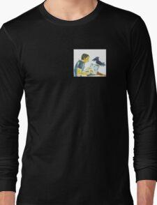 Nevermore. E.A.Poe Long Sleeve T-Shirt