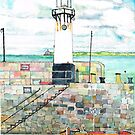 St Ives LIGHTHOUSES by doatley