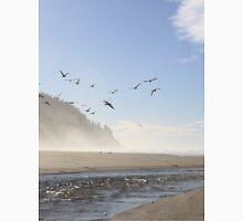 Flock of Gulls Unisex T-Shirt