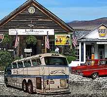 Johnson Mercantile by Mike Pesseackey (crimsontideguy)