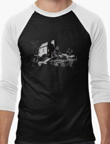 Welcome to Bates Motel Men's Baseball ¾ T-Shirt