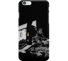 Welcome to Bates Motel iPhone Case/Skin