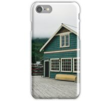 Telegraph Cove iPhone Case/Skin