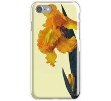 Iris Portrait iPhone Case/Skin