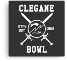 Clegane Bowl Hype Arms Print  Canvas Print