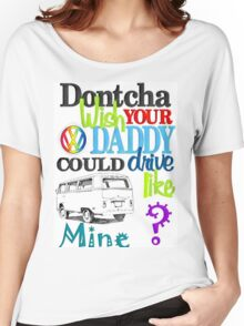 Dontcha bay window Women's Relaxed Fit T-Shirt