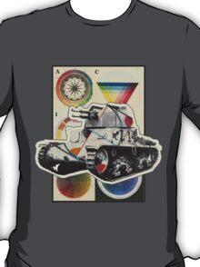Carro Armato. T-Shirt