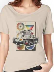 Carro Armato. Women's Relaxed Fit T-Shirt