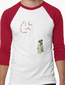 Explosions in the Sky Men's Baseball ¾ T-Shirt