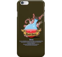 Health Potion iPhone Case/Skin