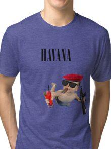 Havana - Smells Like Baby Spirit Tri-blend T-Shirt