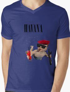 Havana - Smells Like Baby Spirit Mens V-Neck T-Shirt