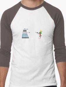 To Exterminate or Disintegrate Men's Baseball ¾ T-Shirt