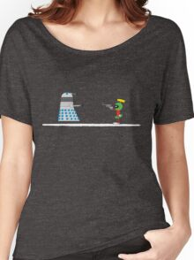 To Exterminate or Disintegrate Women's Relaxed Fit T-Shirt