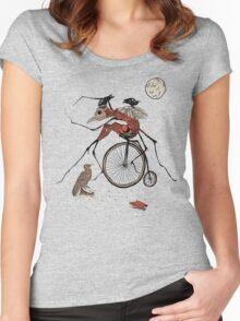 Gregor  Women's Fitted Scoop T-Shirt