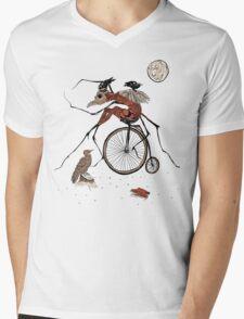 Gregor  Mens V-Neck T-Shirt