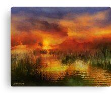 Sleeping Nature II Canvas Print