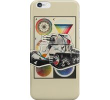 Carro Armato. iPhone Case/Skin