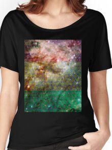 Rasta Tarantula Nebula Women's Relaxed Fit T-Shirt