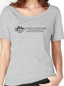 Council of Australian Sausage Women's Relaxed Fit T-Shirt