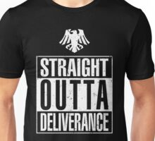 Straight Outta Deliverance Unisex T-Shirt
