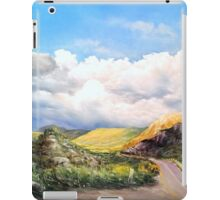 Moll's gap iPad Case/Skin