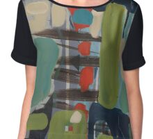 There is something between us Chiffon Top