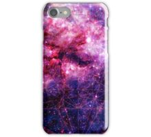 Tarantula Nebula Double Metatron's Cube Mewtwo iPhone Case/Skin