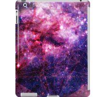 Tarantula Nebula Double Metatron's Cube Mewtwo iPad Case/Skin