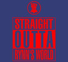 Straight Outta Rynn's World Unisex T-Shirt