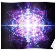 Third Eye of Jupiter Enlightened Poster