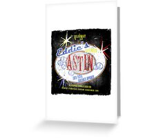 Astin Greeting Card