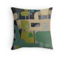 There is something between us Throw Pillow