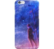 Ethereal Crossroads iPhone Case/Skin