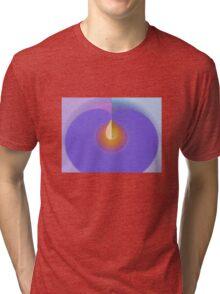 Hearts Afire Tri-blend T-Shirt