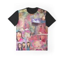 Mona lisa Graphic T-Shirt