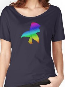 MLP - Cutie Mark Rainbow Special - Roseluck V3 Women's Relaxed Fit T-Shirt